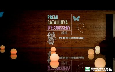 6th position in The Catalonia Ecodesign Award 2019 – The Product in development category