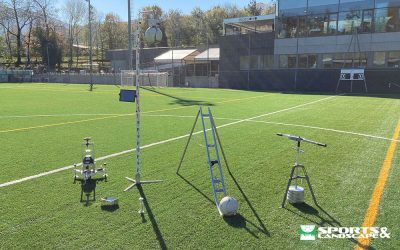 The grass installed in the Usabal Sports Center (Tolosa) successfully passes the laboratory tests